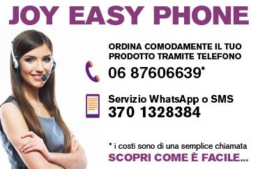 Come contattarci - JOY sexy shop